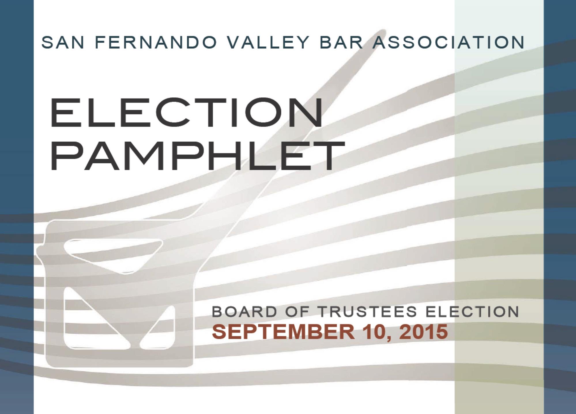 2015 san fernando valley bar association. Black Bedroom Furniture Sets. Home Design Ideas